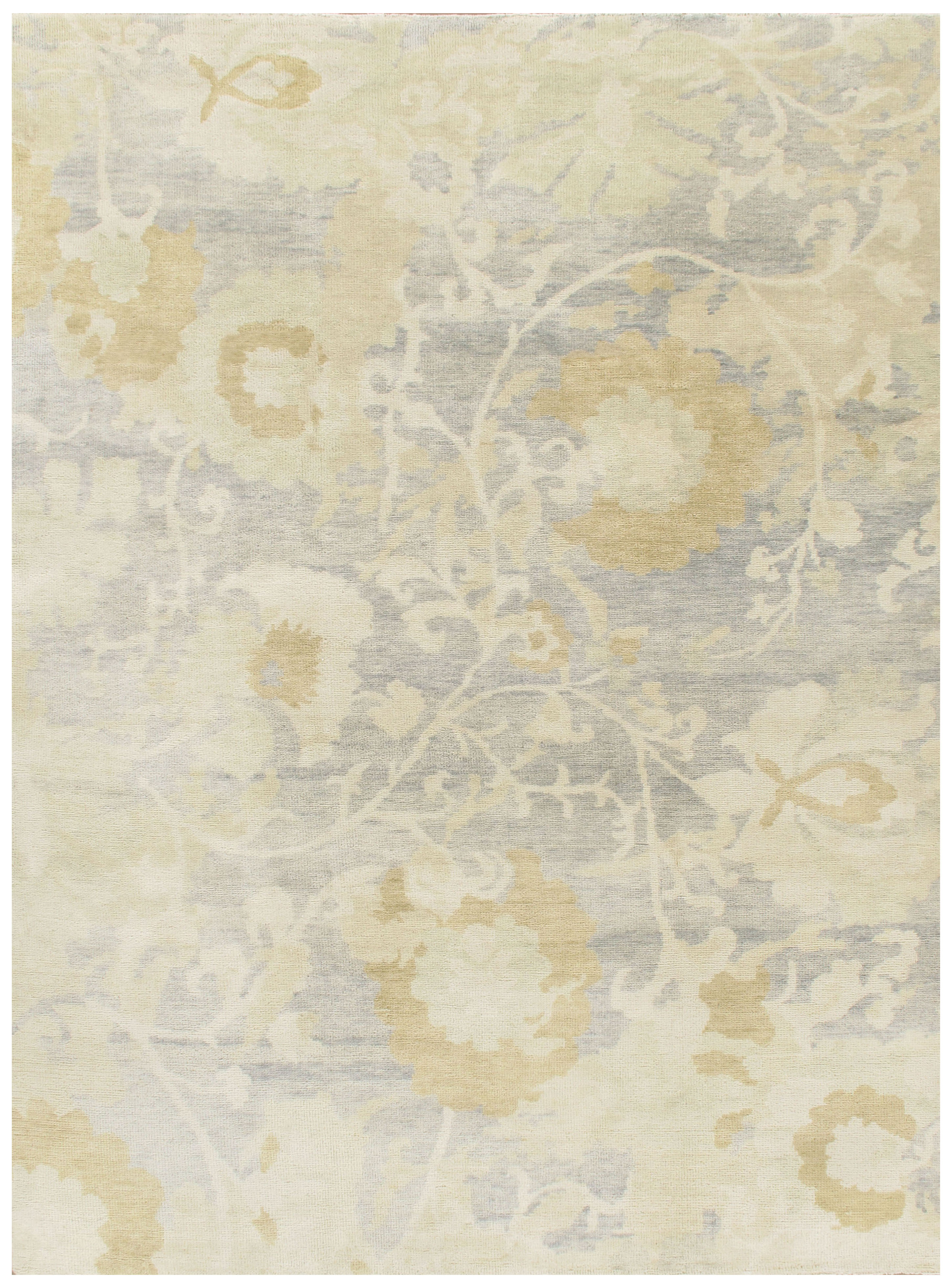 Ode To Spring Contemporary Rug