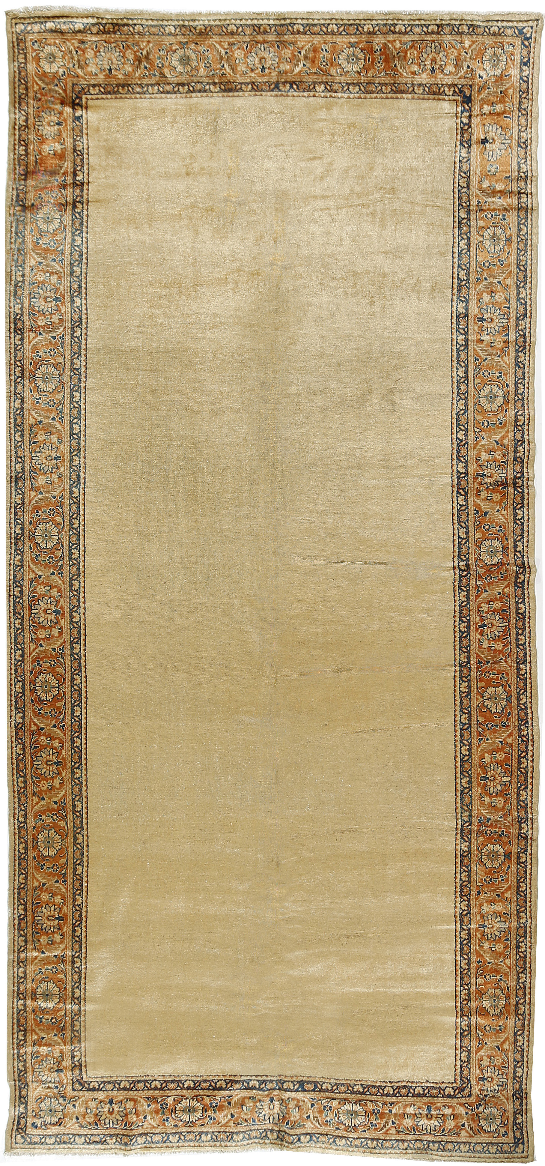 Antique Persian Mahal Gallery Rug