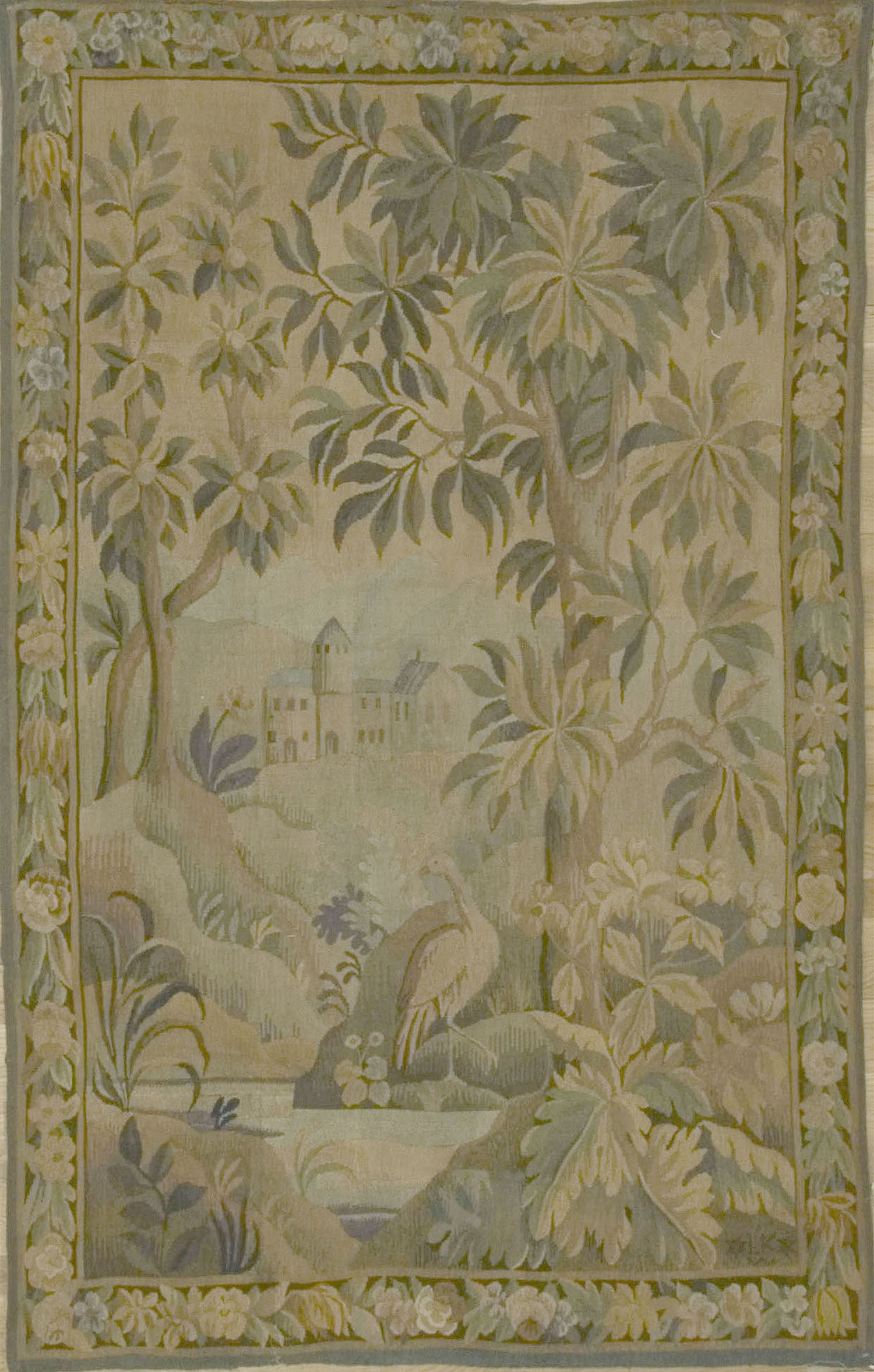 French 19th Century Tapestry