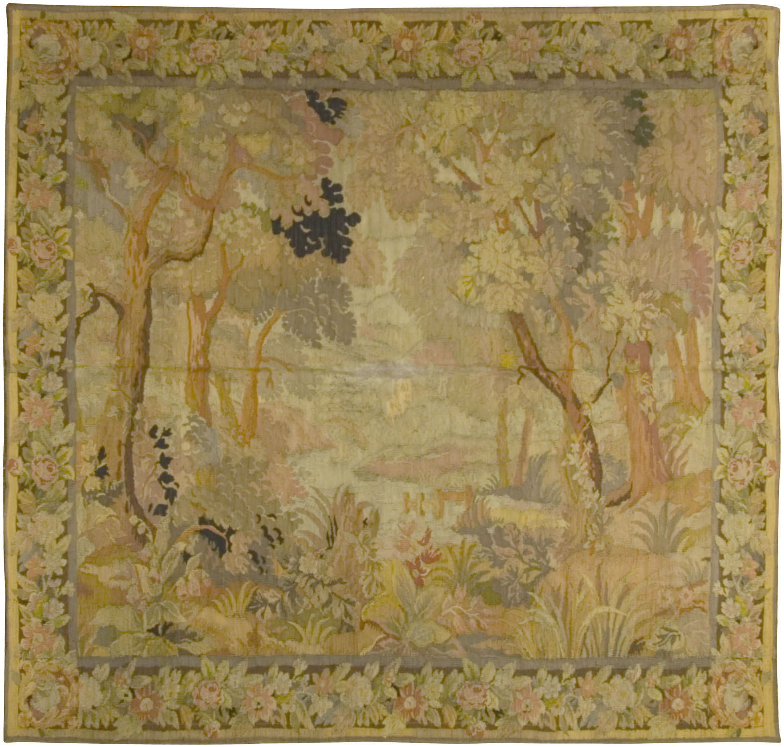 French Aubusson Tapestry