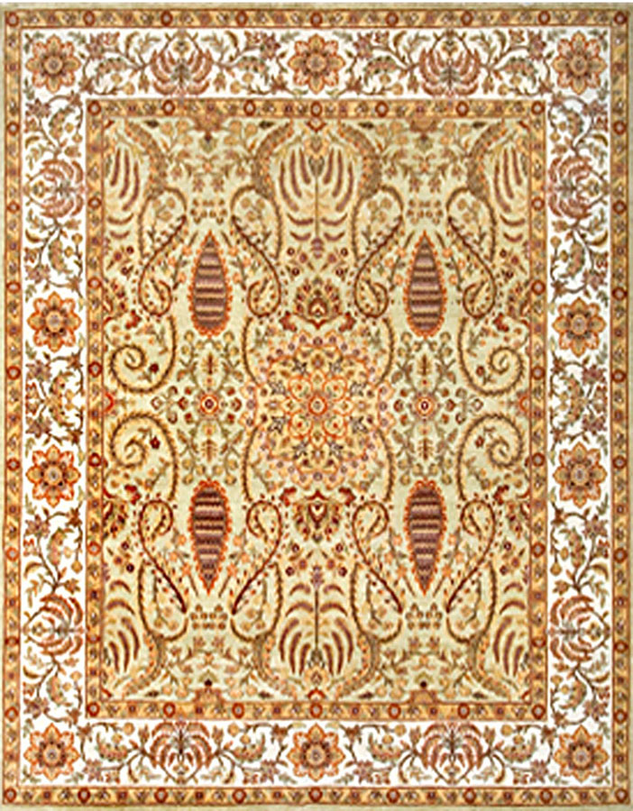 Classic Persian Reproduction Rug
