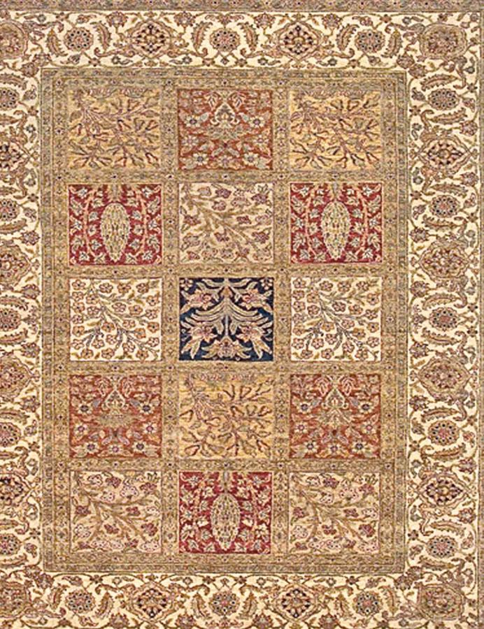 Large Classic Persian Reproduction Rug