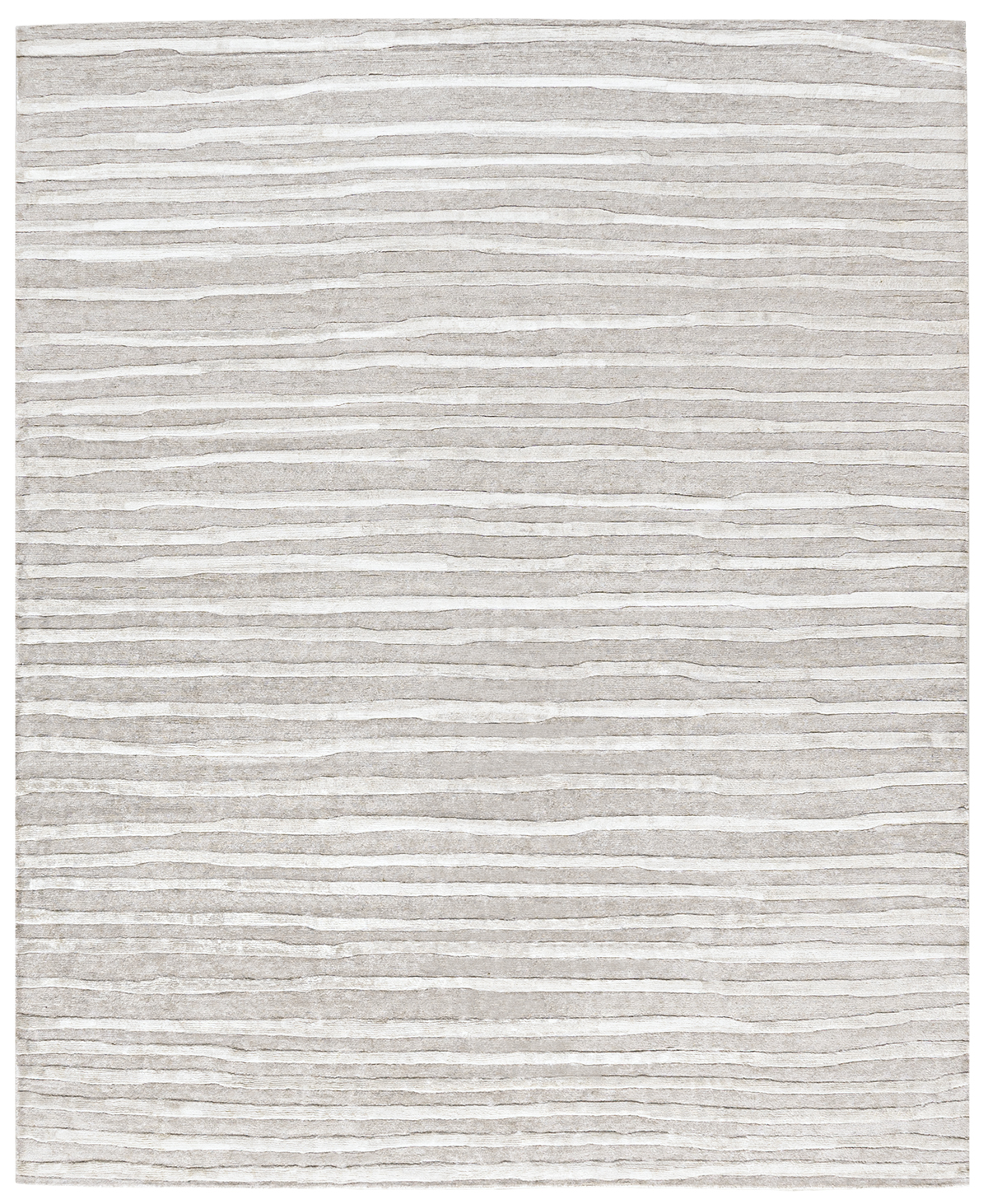 Abstract Viscose Collection Rug