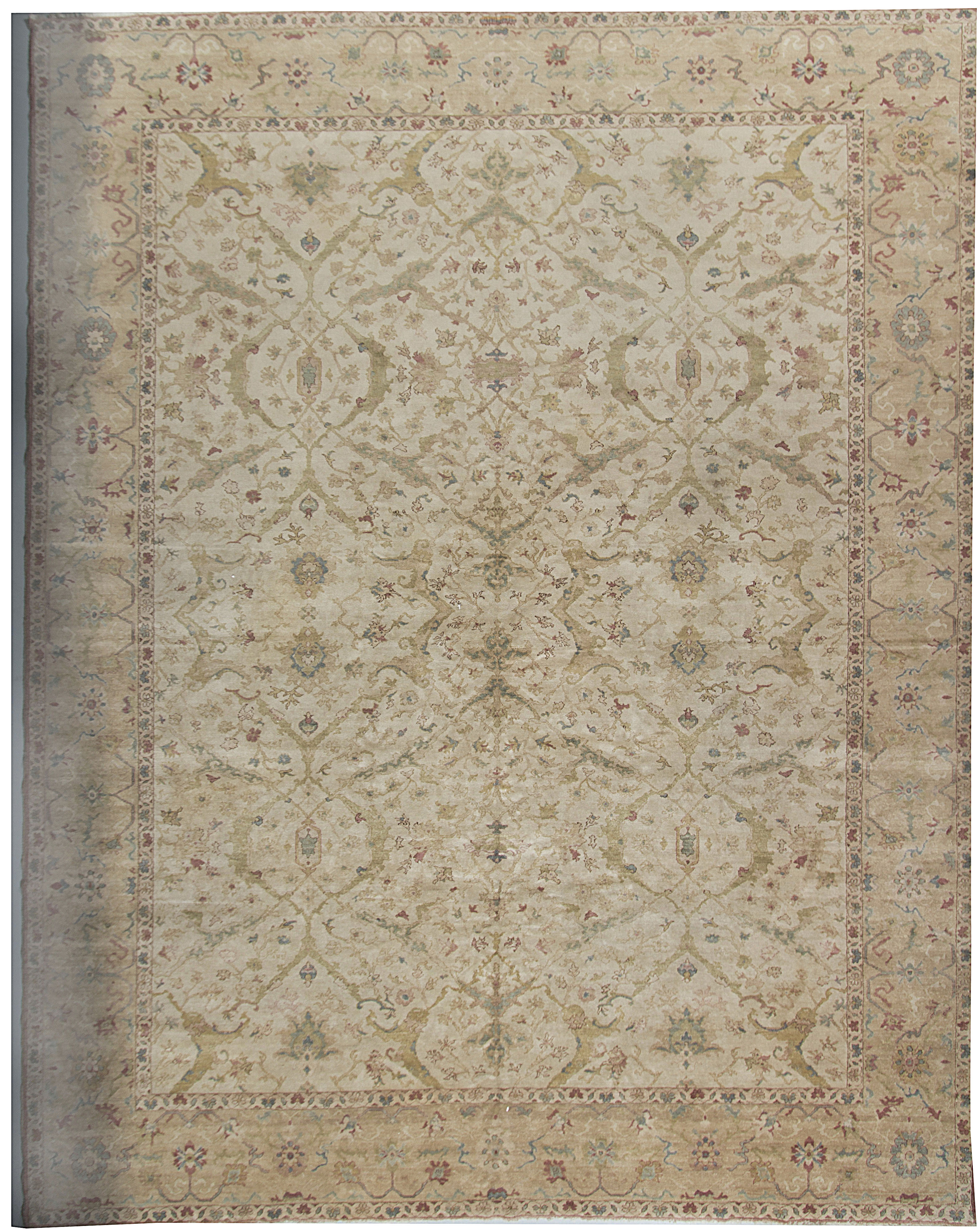 Sultanabad Style Rug