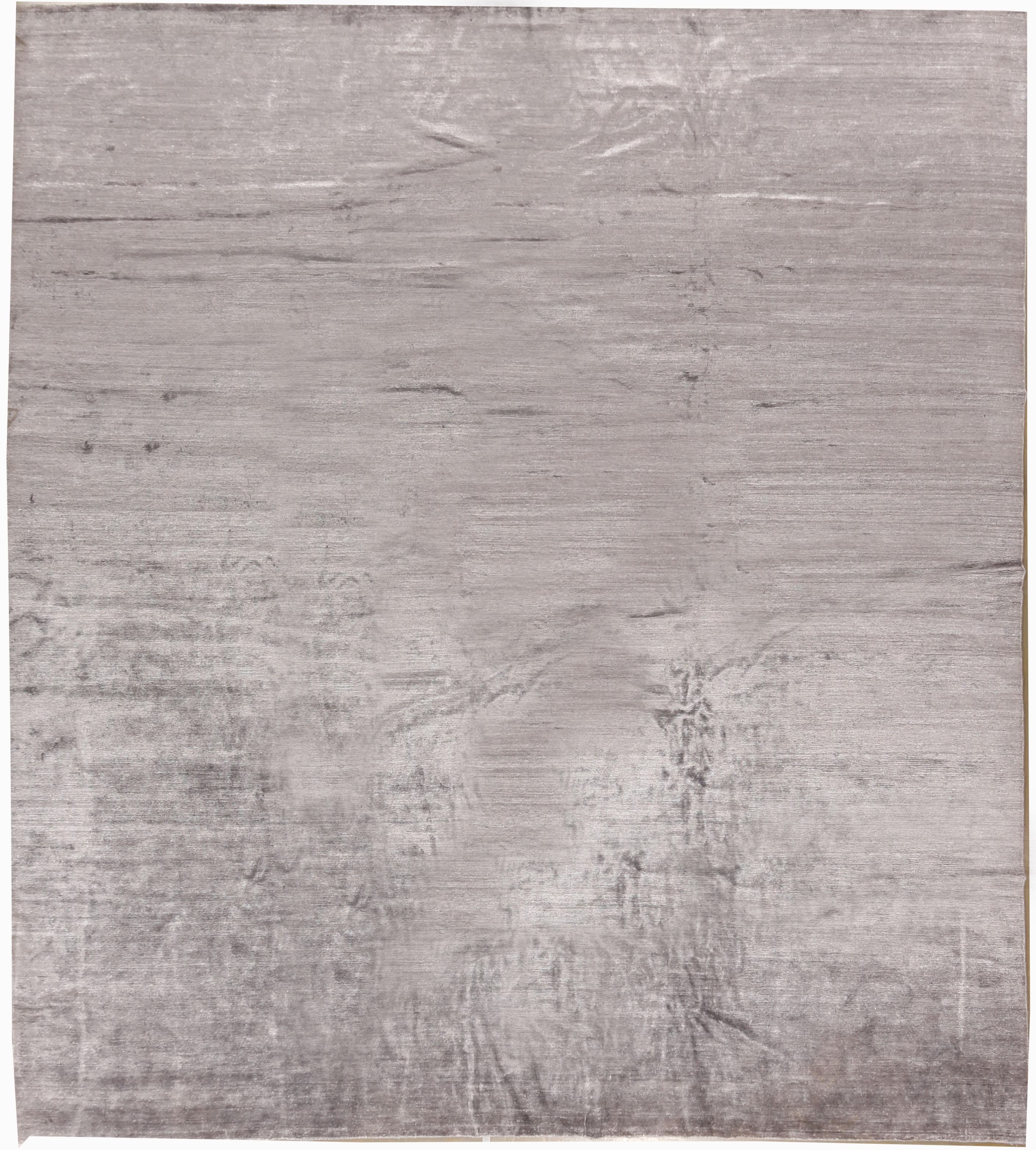 Bamboo Viscose & Wool  Rug