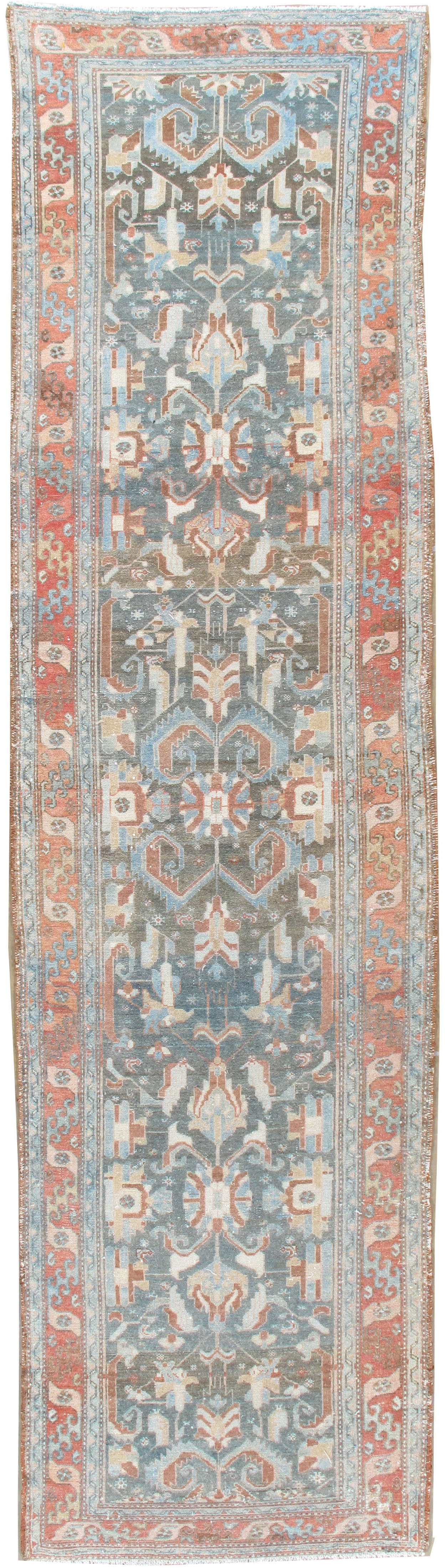 Vintage Persian Malayer Runner