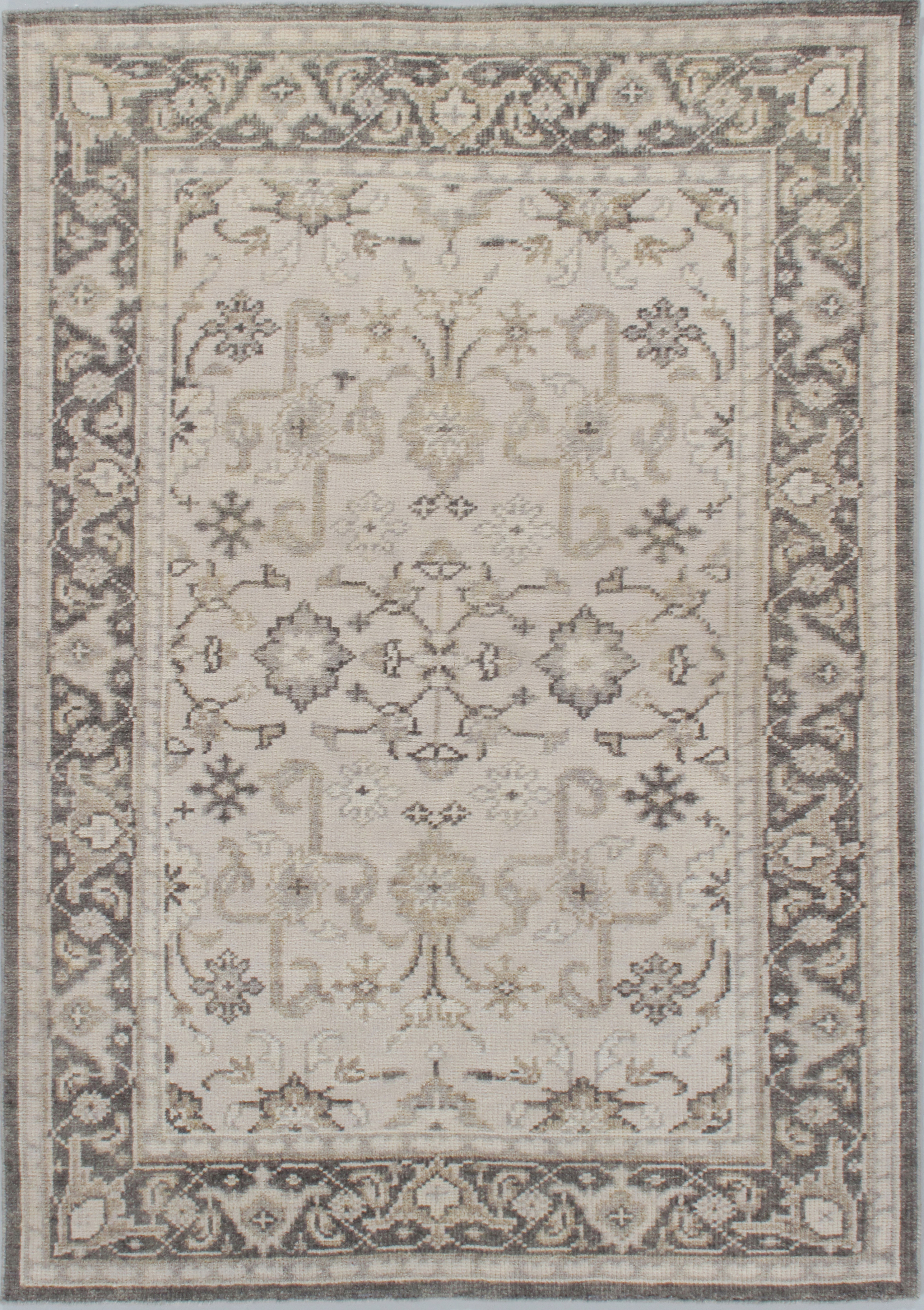 Classic Tabriz Style Hand Woven Rug